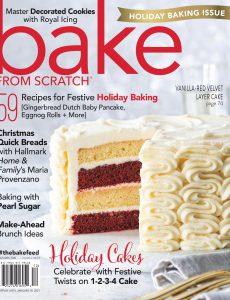Bake from Scratch – November-December 2020