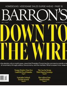 Barron's – 05 October 2020