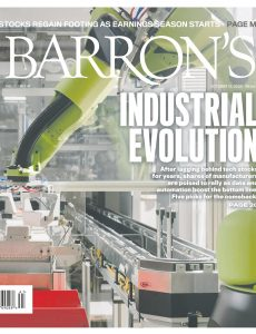 Barron's – 12 October 2020