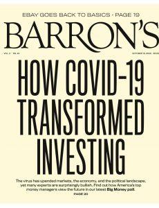 Barron's – 19 October 2020