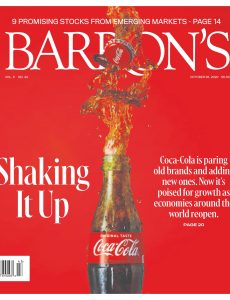 Barron's – 26 October 2020