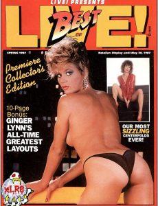 Best Of Live! – Spring 1987