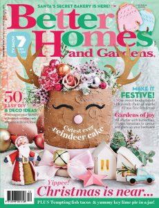 Better Homes and Gardens Australia – December 2020