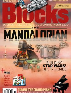 Blocks Magazine – Issue 72 – October 2020