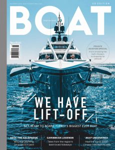 Boat International US Edition – November 2020