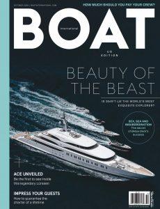 Boat International US Edition – October 2020