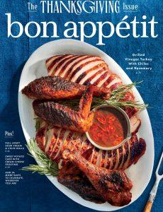 Bon Appetit – November 2020