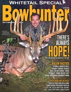 Bowhunter – November-December 2020