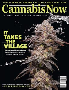 Cannabis Now – Issue 40 – October 2020