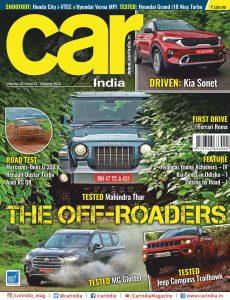 Car India – October 2020