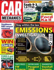 Car Mechanics – November 2020
