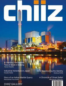 Chiiz – Volume 43 October 2020
