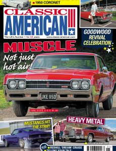 Classic American – Issue 355 – November 2020
