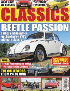 Classics Monthly – December 2020