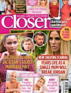 Closer UK – 21 October 2020