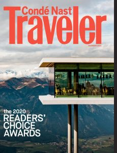 Conde Nast Traveler USA – November 2020