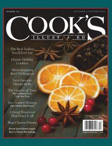 Cook's Illustrated – November-December 2020