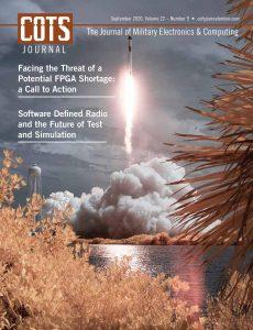 Cots Journal – September 2020