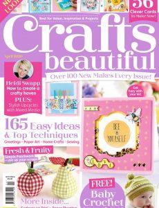 Crafts Beautiful – April 2020