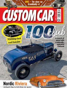 Custom Car – April 2020