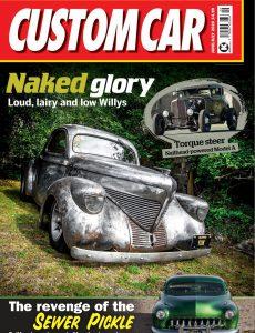 Custom Car – June-July 2020