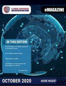 Cyber Defense Magazine – October 2020