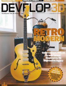 DEVELOP3D Magazine – October 2020