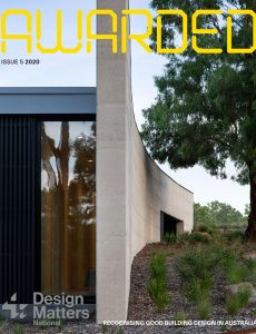 Design Matters National Awarded – Issue 5 2020