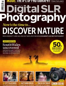 Digital SLR Photography – November 2020