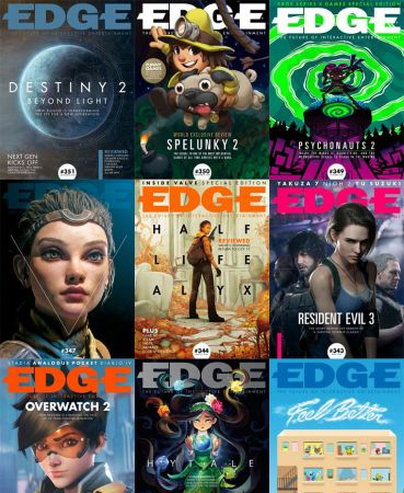 Edge – Full Year 2020 Collection
