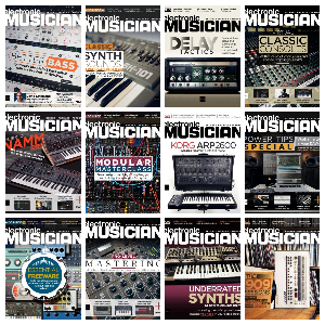Electronic Musician – Full Year 2020 Issues Collection