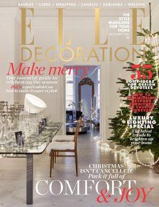 Elle Decoration UK – December 2020