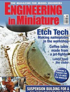 Engineering In Miniature – November 2020