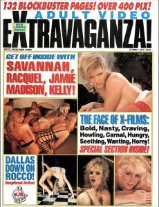 Erotic X-Film Guide Extravaganza – July 1993