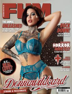 FHM USA – October 2020
