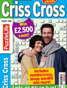 Family Criss Cross – Issue 308 – October 2020