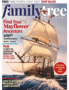 Family Tree USA – November-December 2020