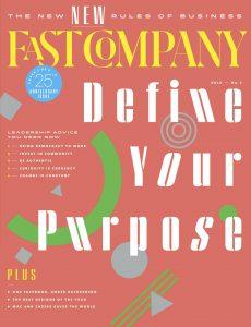Fast Company – October 2020