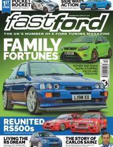 Fast Ford – December 2020