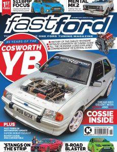 Fast Ford – November 2020