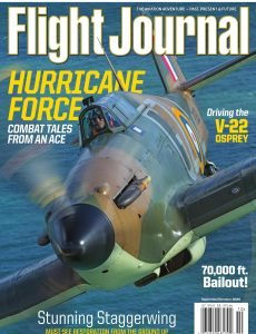 Flight Journal – September-October 2020