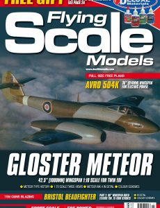 Flying Scale Models – November 2020