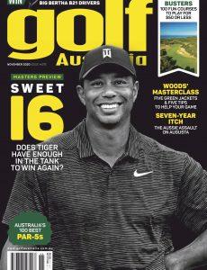 Golf Australia – November 2020