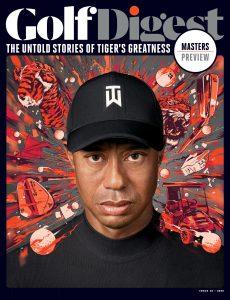 Golf Digest USA – November 2020