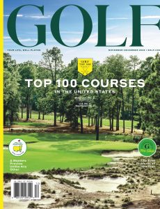 Golf Magazine USA – November-December 2020