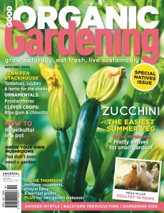 Good Organic Gardening – November-December 2020