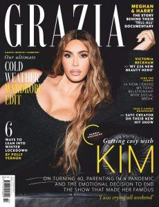 Grazia UK – 19 October 2020