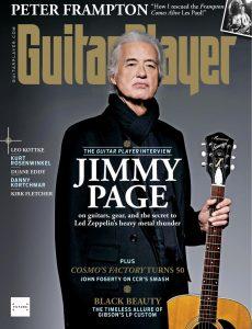 Guitar Player – December 2020