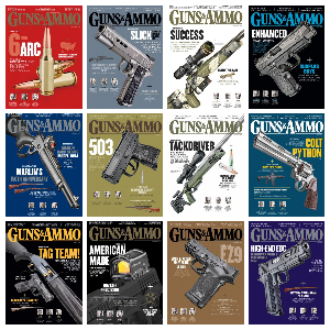 Guns & Ammo – Full Year 2020 Issues Collection