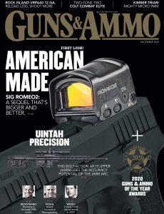 Guns & Ammo – December 2020